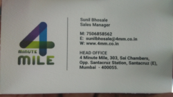 4 minute marketing services pvt ltd